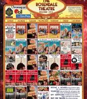 December 2014 Calendar Rosendale Theatre webb