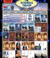 January 2016 Calendar Rosendale Theatre W