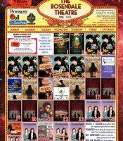 June 2016 Calendar Rosendale Theatre WEBs