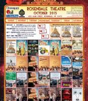 October 2015 Rosendale Theatre - web