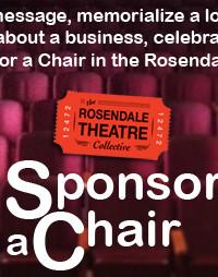 Sponsor-a-Chair