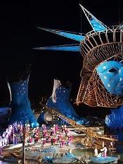 Opera Film Sundays: VERDI'S AIDA FROM AUSTRIA'S BREGENZ FESTIVAL