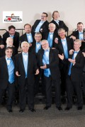 The Poughkeepsie Newyorkers Chorus present Sentimental Journey