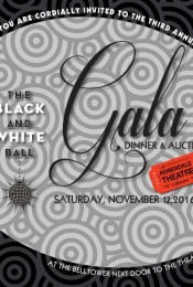 Rosendale Theatre's 3rd Annual Gala Black & White Ball