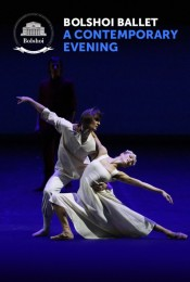 Dance Film Sunday Presents The Bolshoi Ballet's A Contemporary Evening