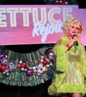 Lettuce Rejoice! Hedda Lettuce returns to the Hudson Valley for a Holiday Spectacular!