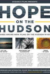 Hudson River Stories Series: Three Short Films