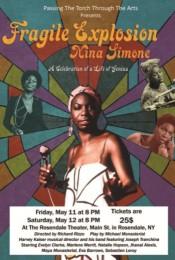 """Fragile Explosion: Nina Simone"" A Celebration of a Life of Genius"