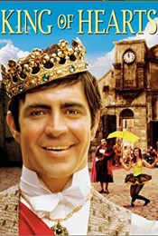 "World Cinema Presents: Philippe deBrocca's ""King of Hearts"""